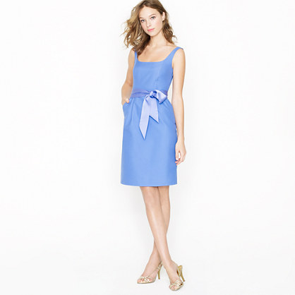 Petite Anita dress in cotton cady
