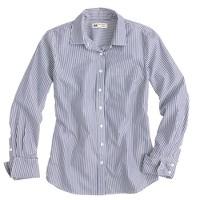 Thomas Mason® for J.Crew perfect shirt in stripe