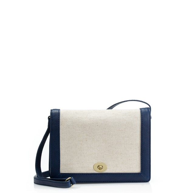 Tillary purse in canvas