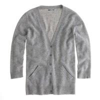 Cashmere V-neck cardigan