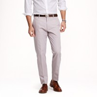 Ludlow slim suit pant in Italian chino