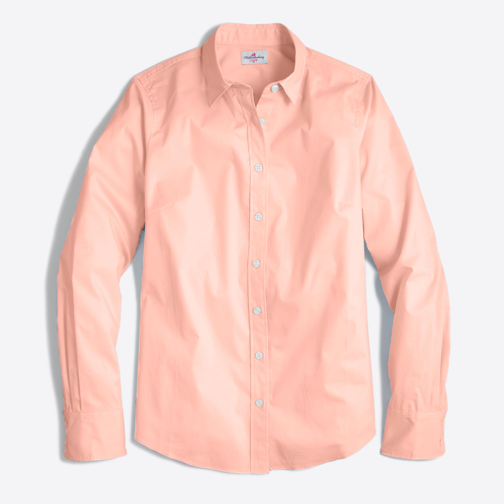 Stretch Classic Button Down Shirt Women 39 S Shirts J