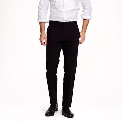 Ludlow classic tuxedo pant in Italian chino