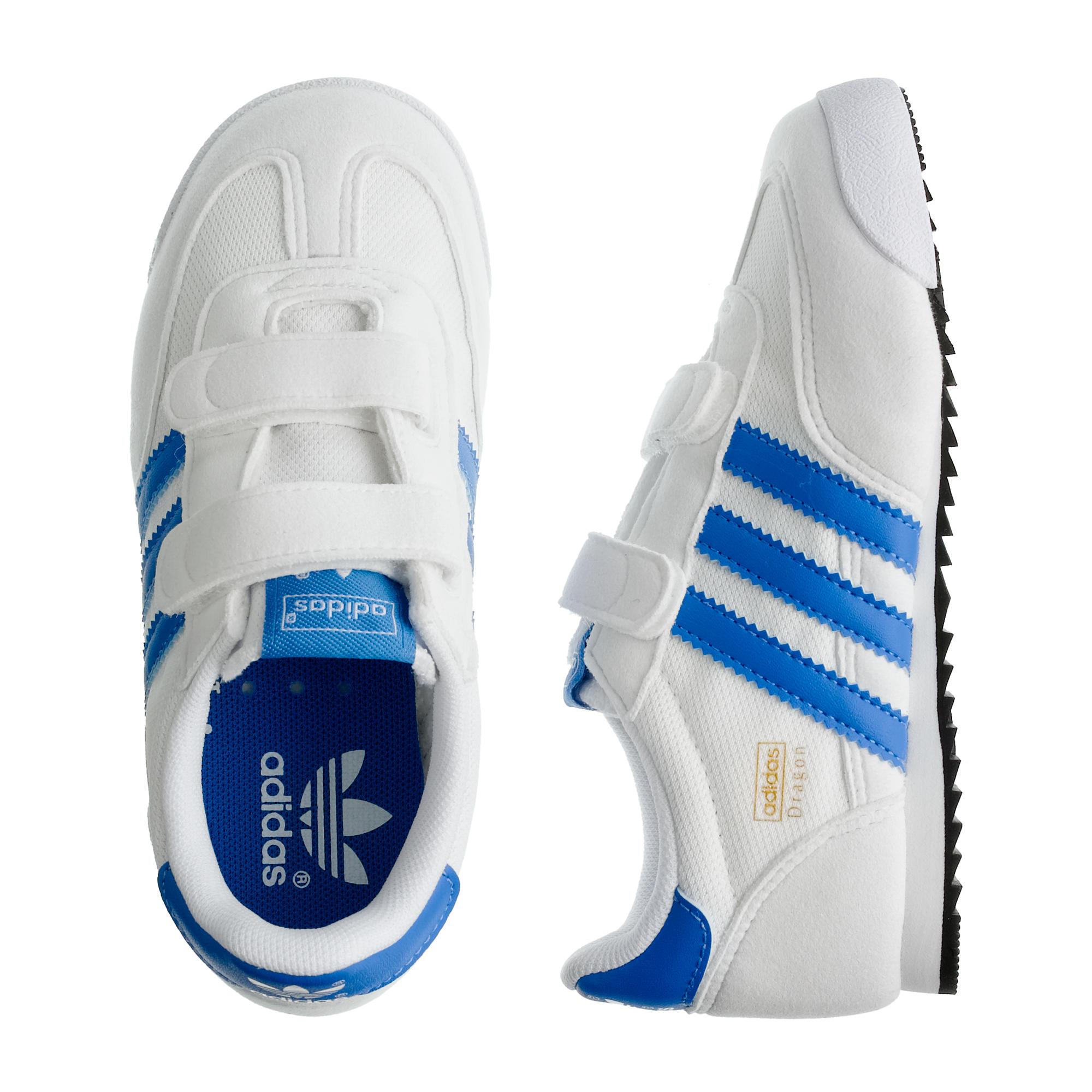 Adidas Dragon Shoes Velcro