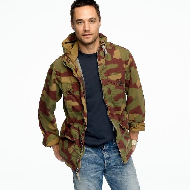 Wallace & Barnes Garrison jacket