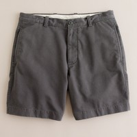 "7"" broken-in chino short"