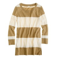 Spindrift sweatshirt in stripe