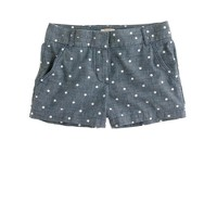 Polka-dot short