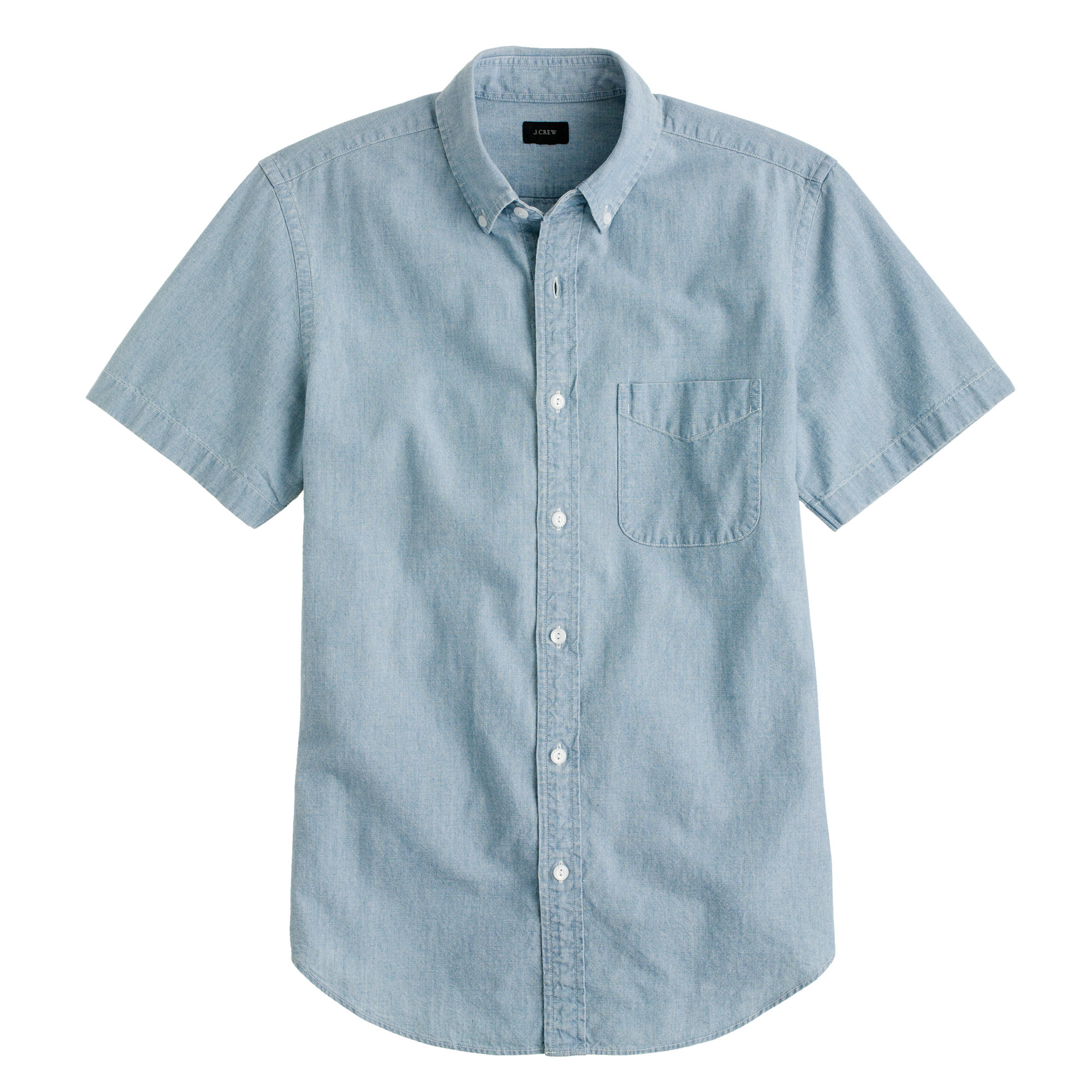 Key Men's 45 Blue Chambray Short-Sleeve Shirt, you will. With a men's shirt like this, you'll have durable, reliable workwear that you help you lo4/5(11).