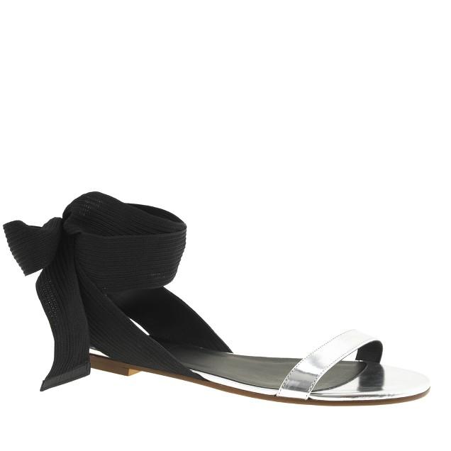 Remi ribbon sandals