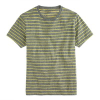 Citrus stripe tee