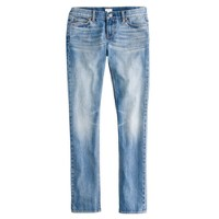 Matchstick jean in selvedge