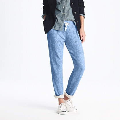 Summerlight terry pant