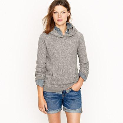 Summerlight terry hoodie