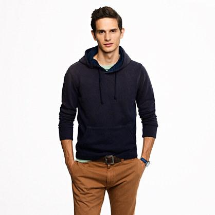 Sunwashed fleece hoodie
