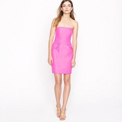 Pink Flamenca dress