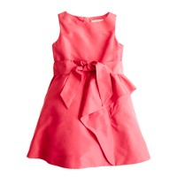 Girls' Collection silk taffeta Tilly dress