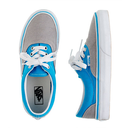 Kids' Vans® colorblock sneakers