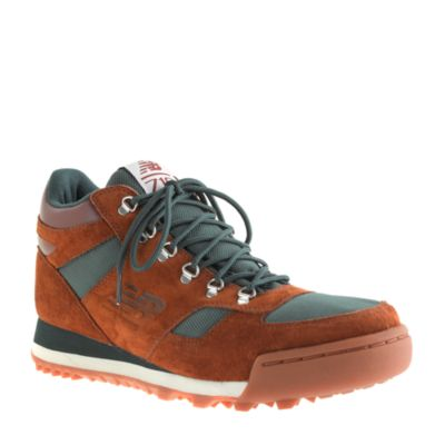 New Balance® for J.Crew H710 Rainier hiker boots : Men sneakers ...