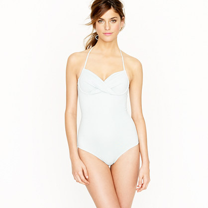 Crossover underwire tank