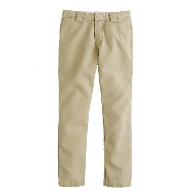 Boys' Dickies® for crewcuts chino in slim fit