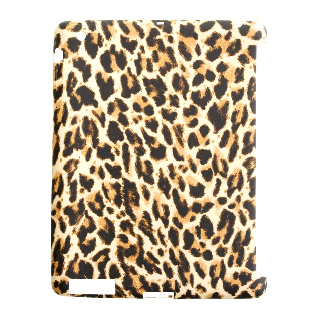 Printed iPad case