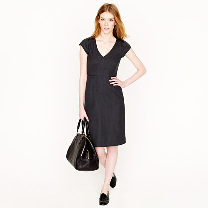 Director dress in pinstripe Super 120s