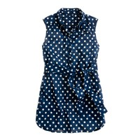 Retro-dot tunic
