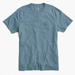 Tall broken-in pocket T-shirt