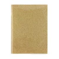 Glitter notebook