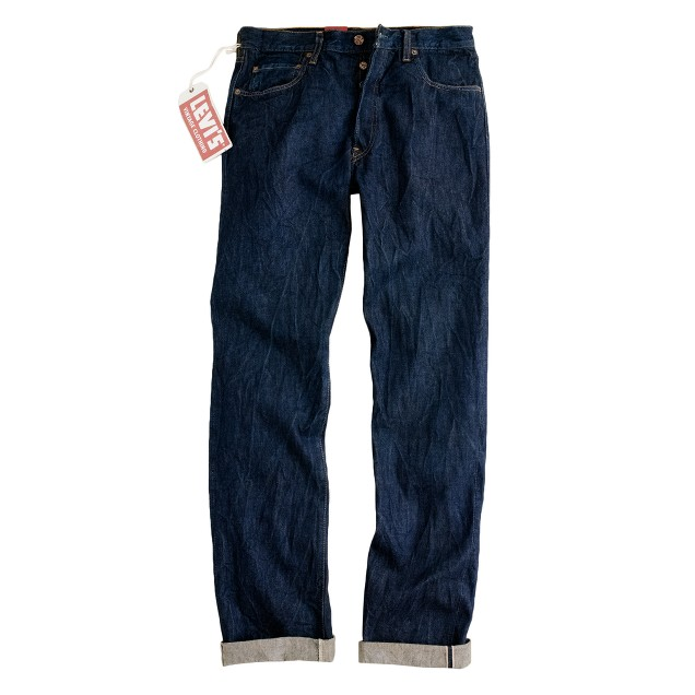Levi's® Vintage Clothing 501xx® 1966 jean in rough rinse