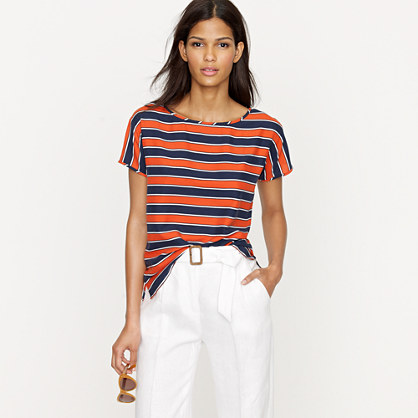 Gondola stripe top