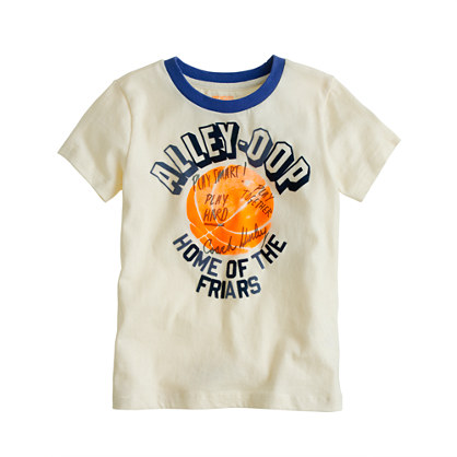 Boys' alley oop tee