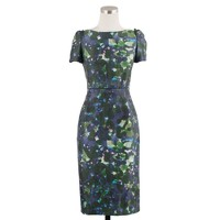 Lillian dress in gardenshade floral