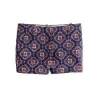 Medallion paisley short