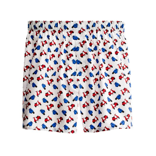 Scooter boxers