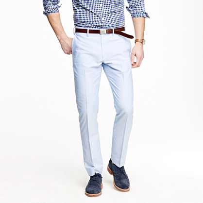 Bowery classic in oxford cloth