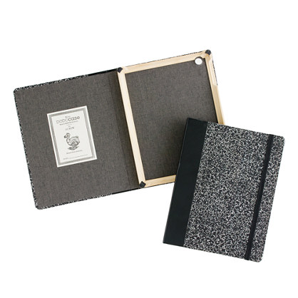 Patterned DODOcase™ for J.Crew for iPad