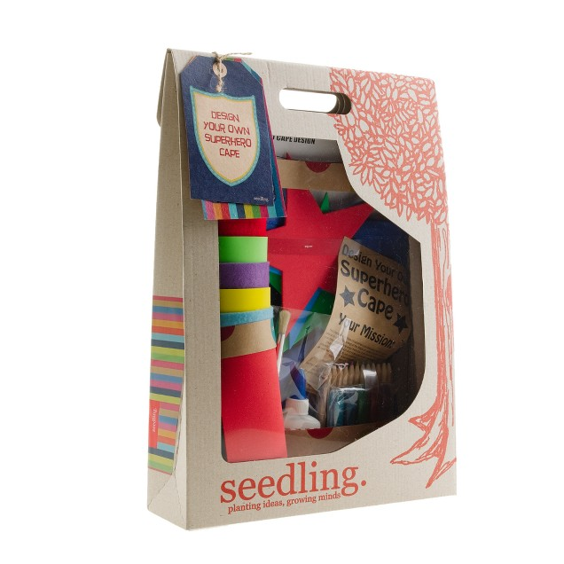 Seedling design your own superhero cape