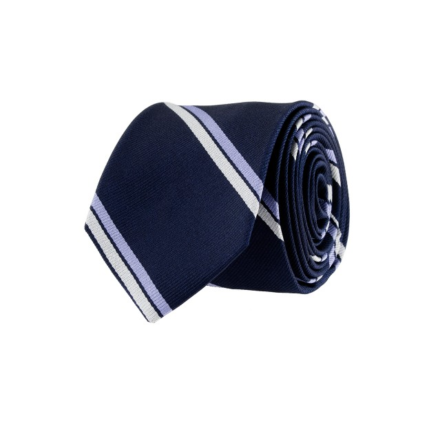 Niles-stripe tie