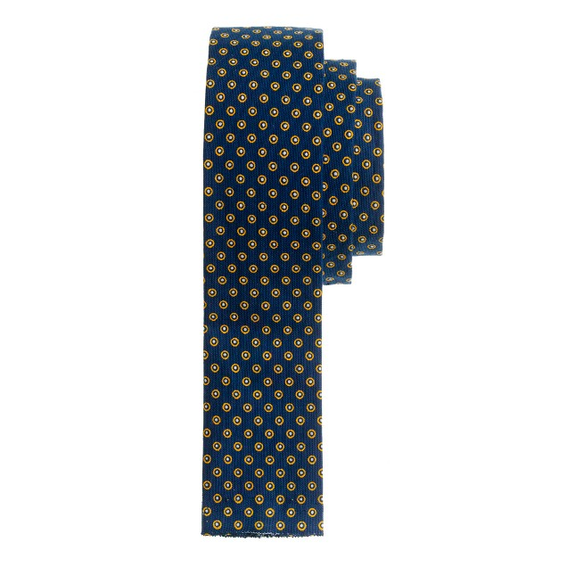 The Hill-side® bull's eye dot tie<BulletPoint></BulletPoint>