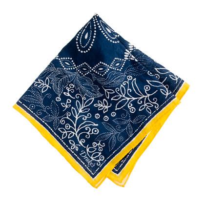 Drakes London® bandana handkerchief