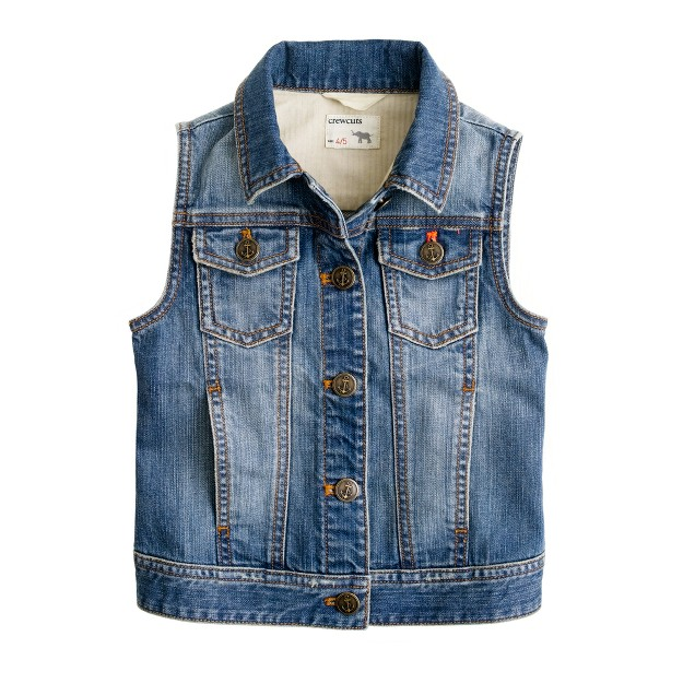 Shop online for womens vests in this season's latest styles. From cute fashion vests for women to denim vests that are destructed or cropped, a vest can complete your outfit. Worn with dresses or sleeveless tops, rock your denim jean vest this summer.