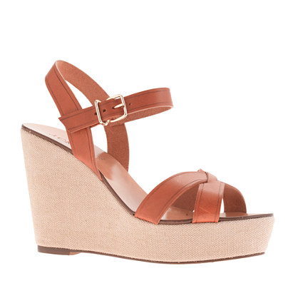 Wessley wedges