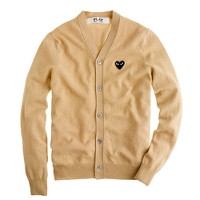 PLAY Comme des Garçons® cardigan sweater