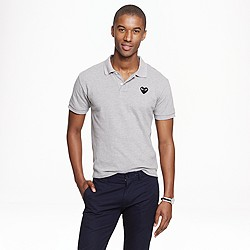 PLAY Comme des Gar�ons® polo shirt in grey