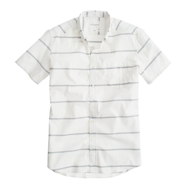 Saturdays Surf Esquina horizon shirt