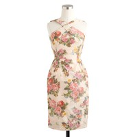 Whitley dress in antique floral
