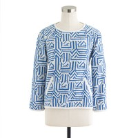 Quilted tiki popover
