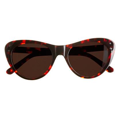 Selima Sun® for J.Crew Sophia sunglasses